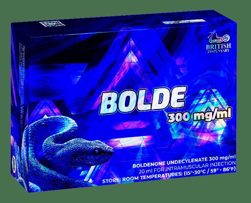 Bolde The British Dispensary
