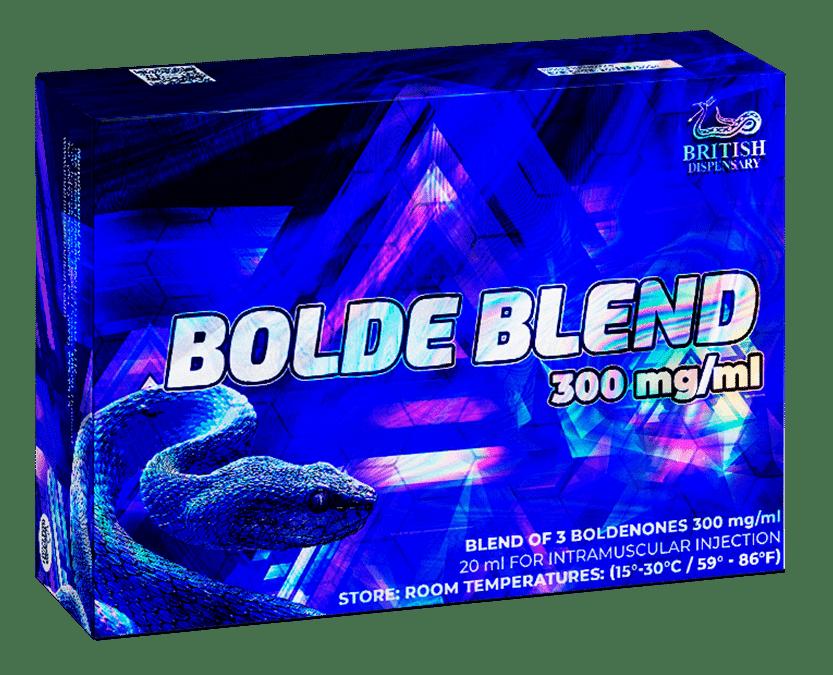 Bolde Blend The British Dispensary
