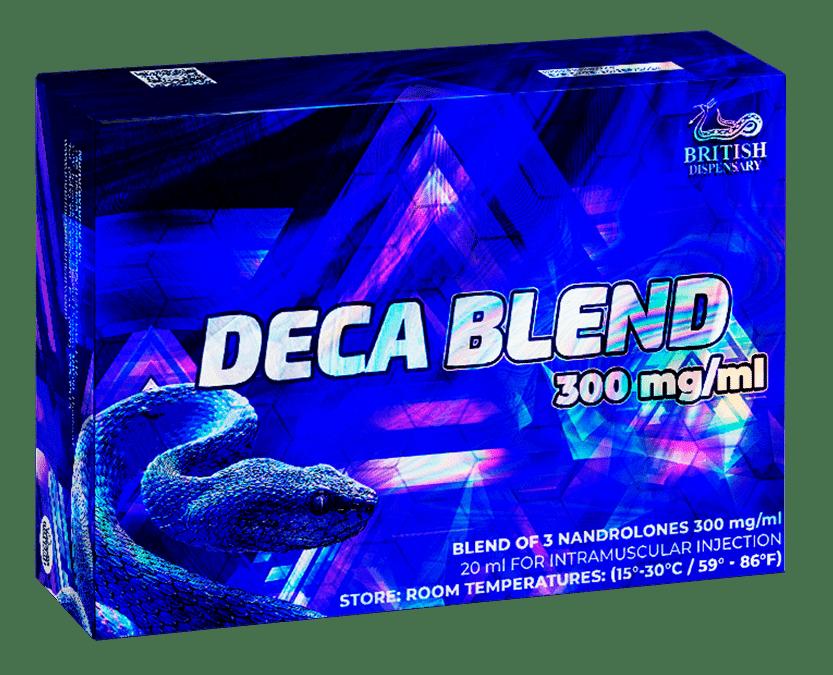 Deca Blend The British Dispensary