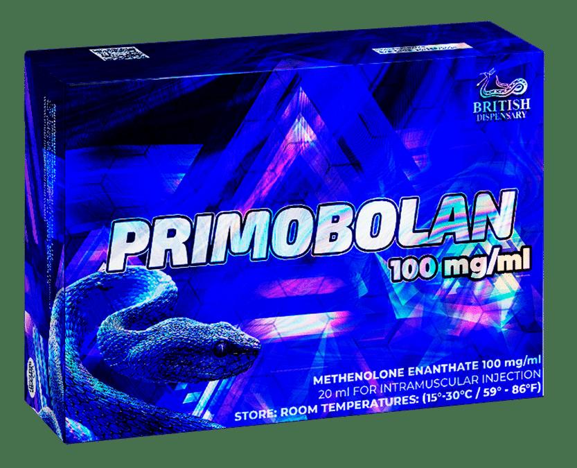 Primobolan The British Dispensary